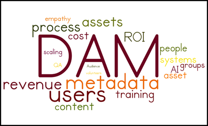 Review – IEN (Insight Exchange Network) DAM Practitioners