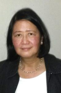 Annella Mendoza - MAM Librarian and Archivist