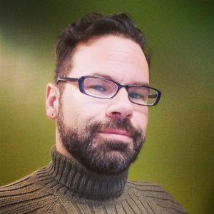 Eric Reber - Archivist