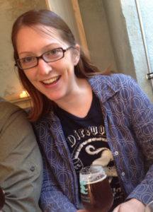 Lisa Grimm - Content Librarian